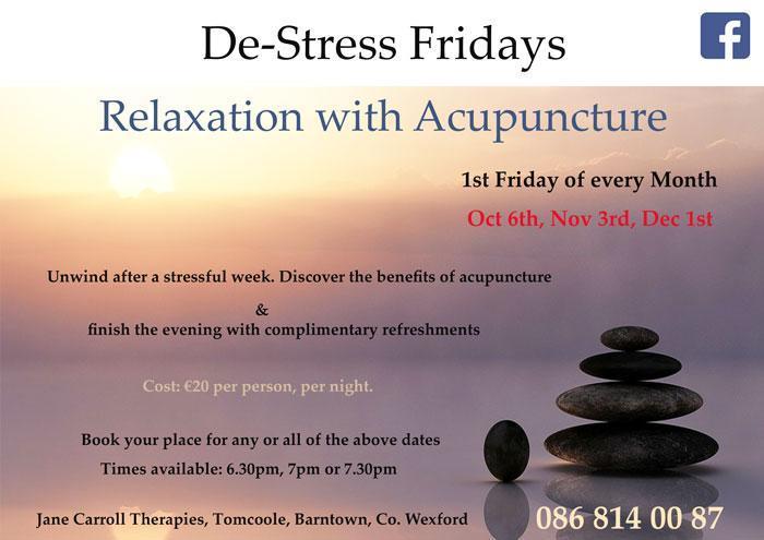 De-Stress Fridays